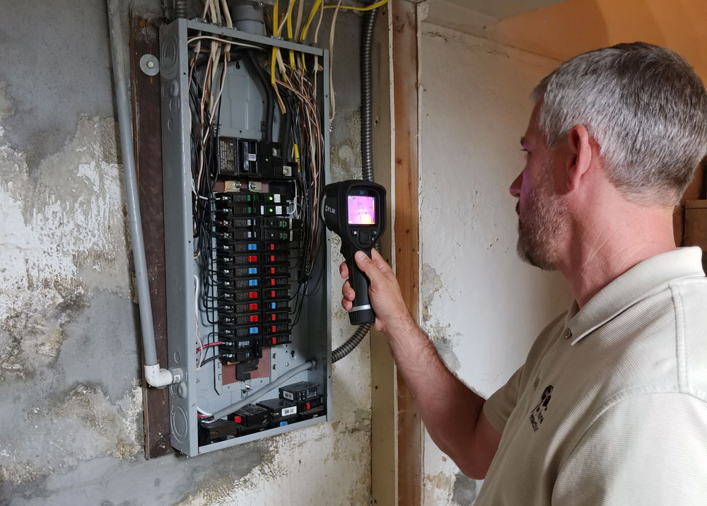 Home inspection technologu